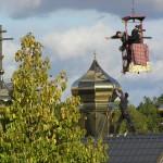 PA130010 150x150 Освящение крестов на куполах