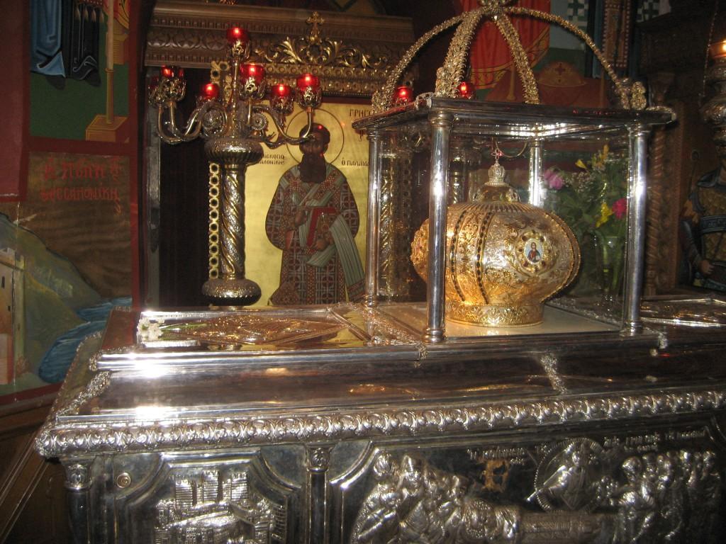 Kafedralnyj Sobor Svjatitelja Grigorija Palamy