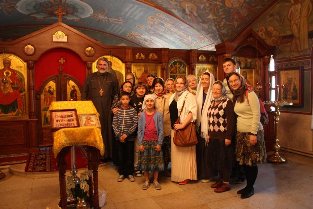 Москва, Ново-Зачатьевский монастырь