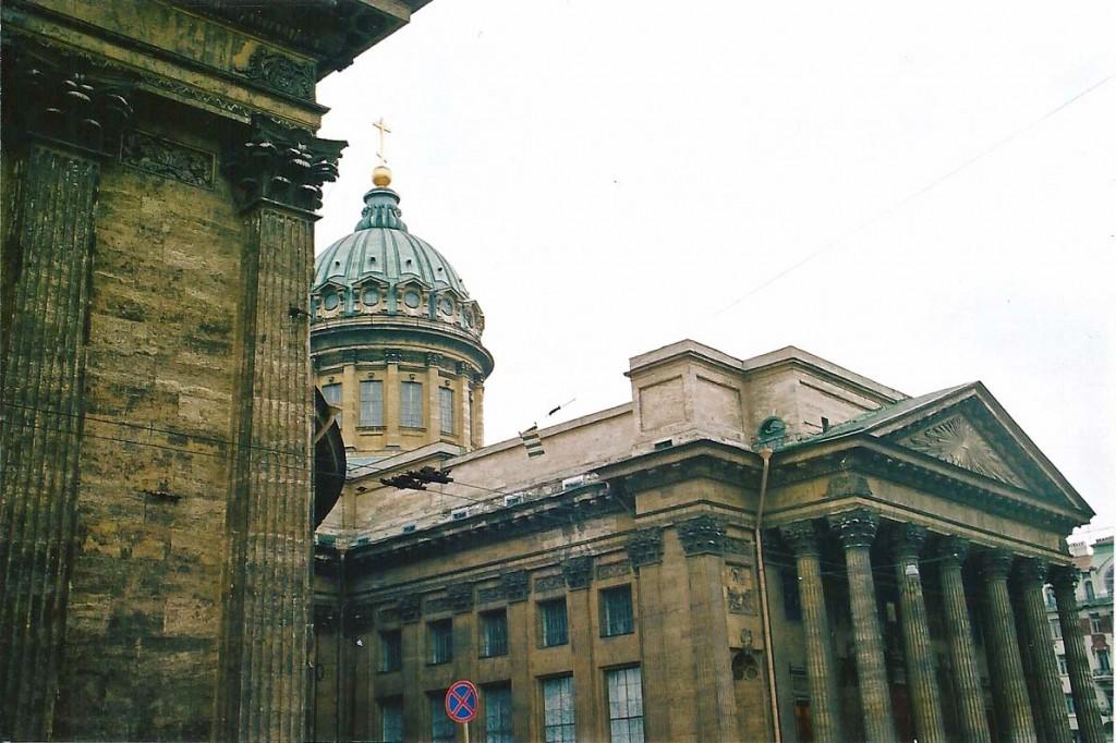 StP_Kazansky Cathedral