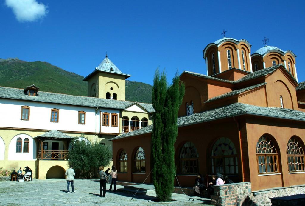 St Paisiy St Ioann Monastery