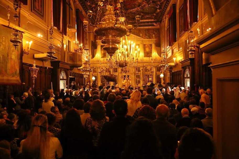 Sv Spiridon_in the church_N_Vinyukov